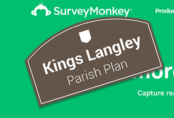 Kings Langley Parish Plan – already making an impact in San Francisco